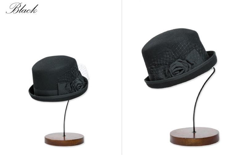 Displaying on hat stands