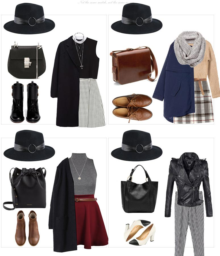What to wear with