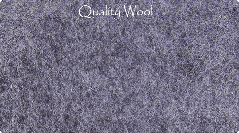 High-quality wool
