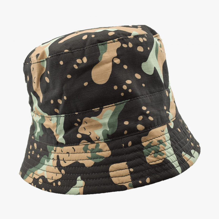 Forest Camo Bucket Hat
