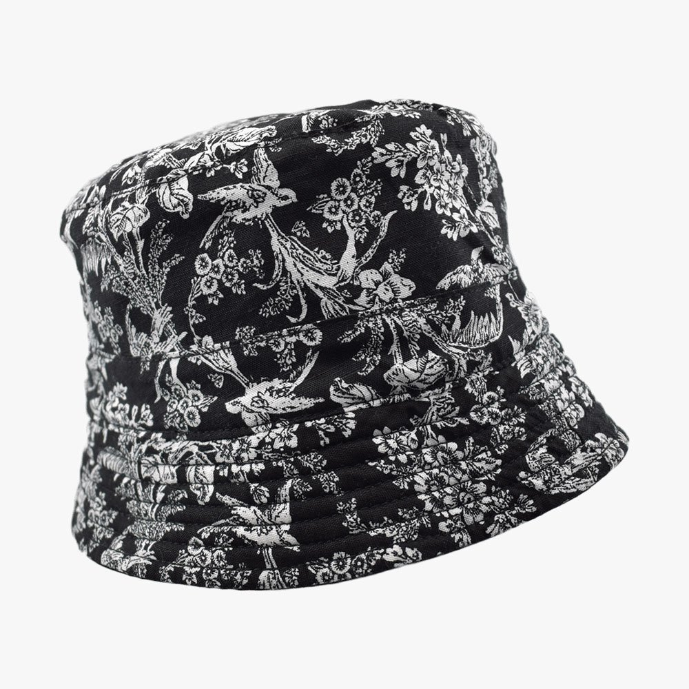 Stampa Man Bucket Hat 1