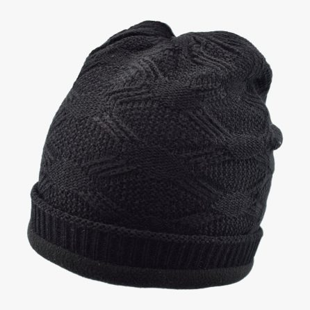 Diamond Stagger Beanie