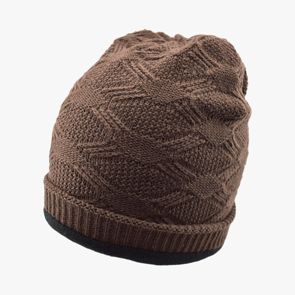 Diamond Stagger Beanie 1