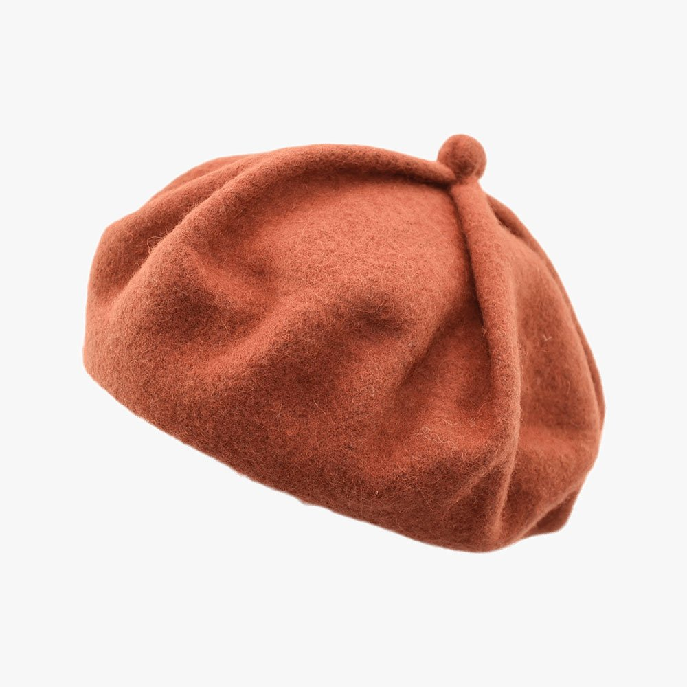 Cute Pumpkin Beret 1
