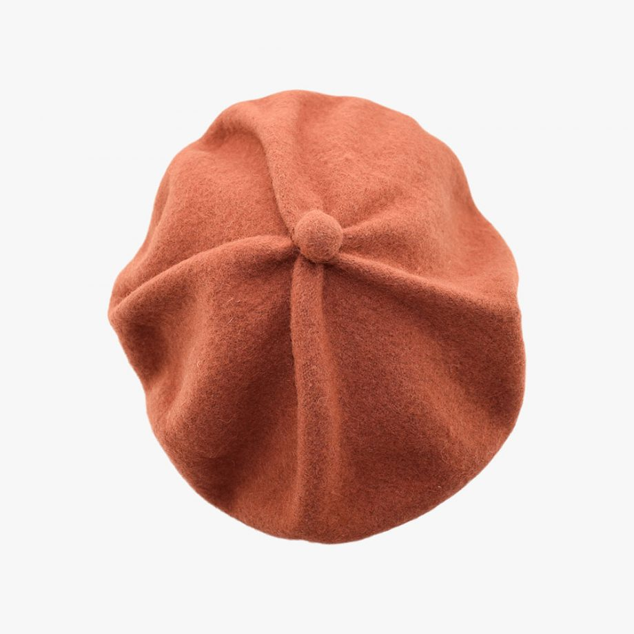 Cute Pumpkin Beret