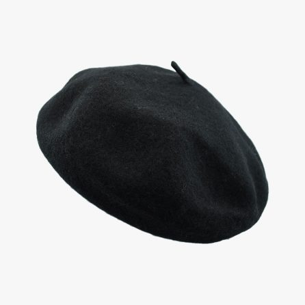 Wool Pie – Black