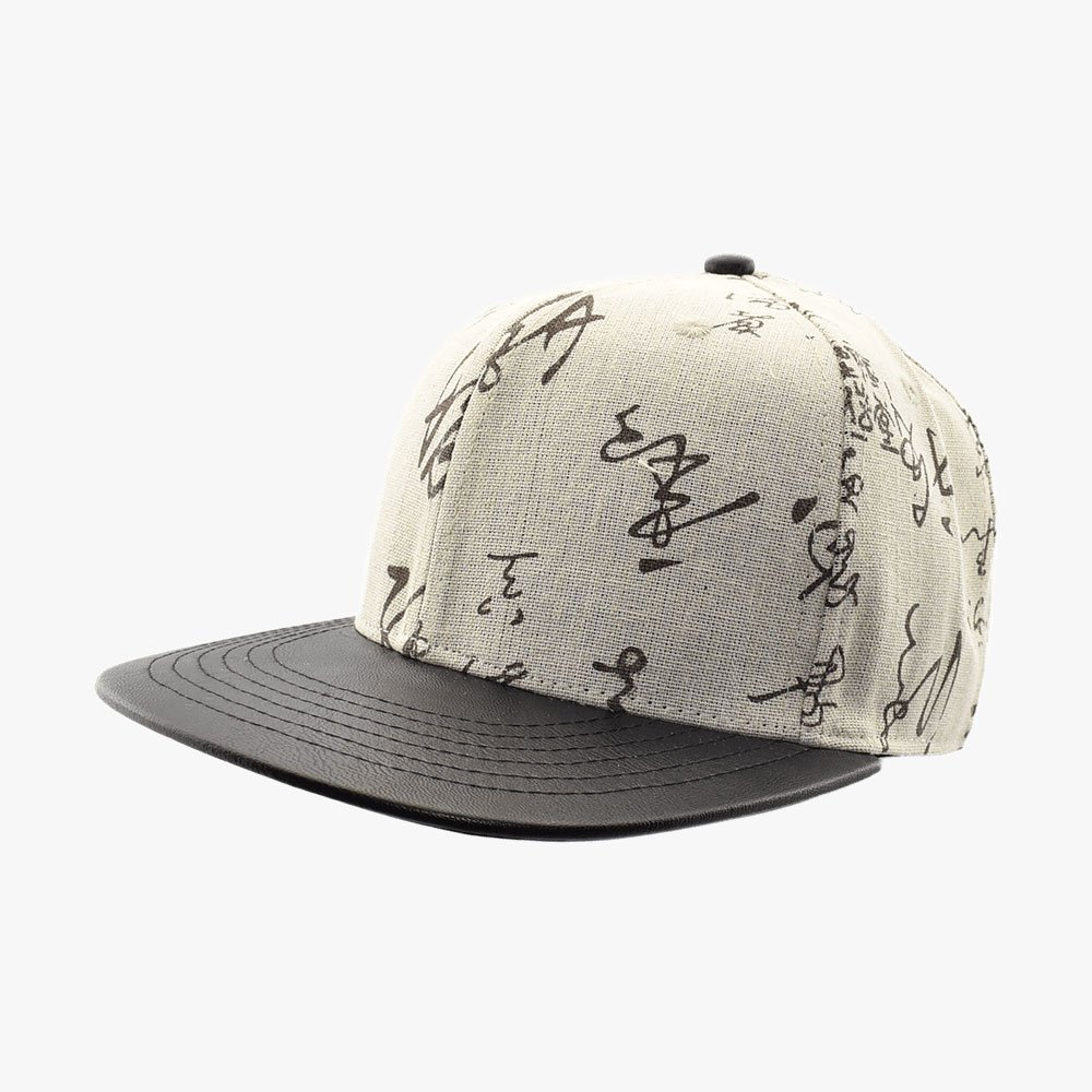 Calligraphy Baseball Cap 1
