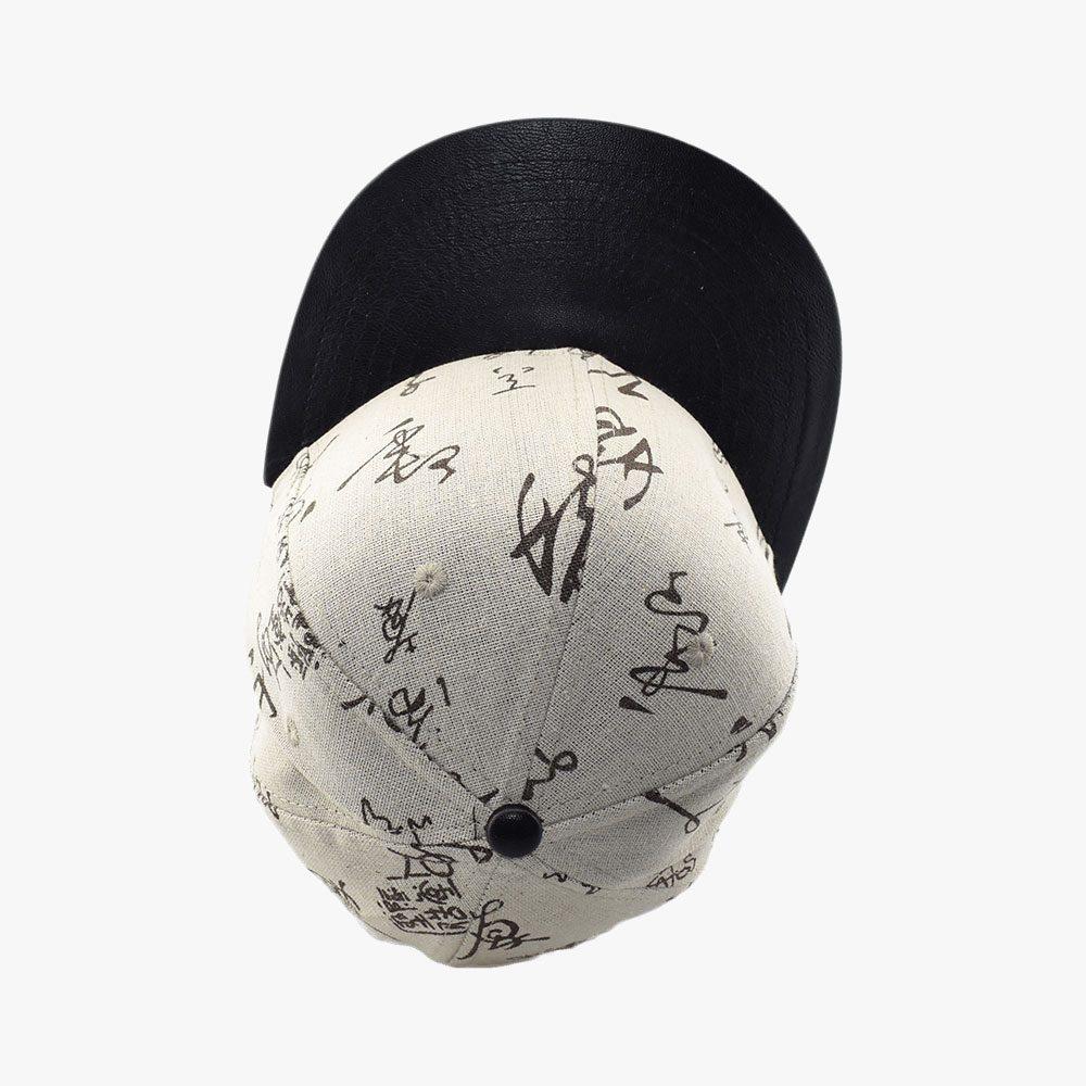 Calligraphy Baseball Cap