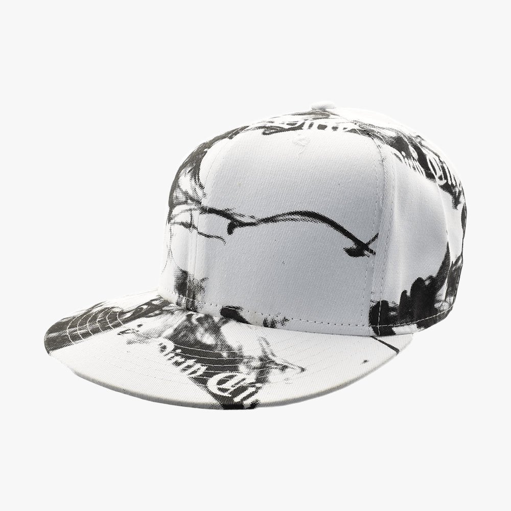 Permeation Ink Baseball Cap 1