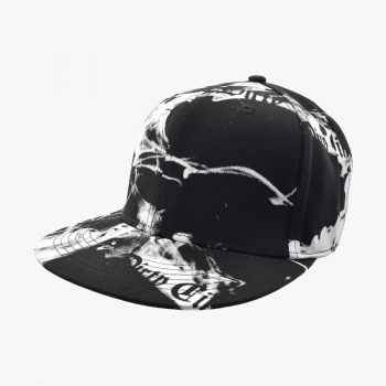 Permeation Smoke Baseball Cap