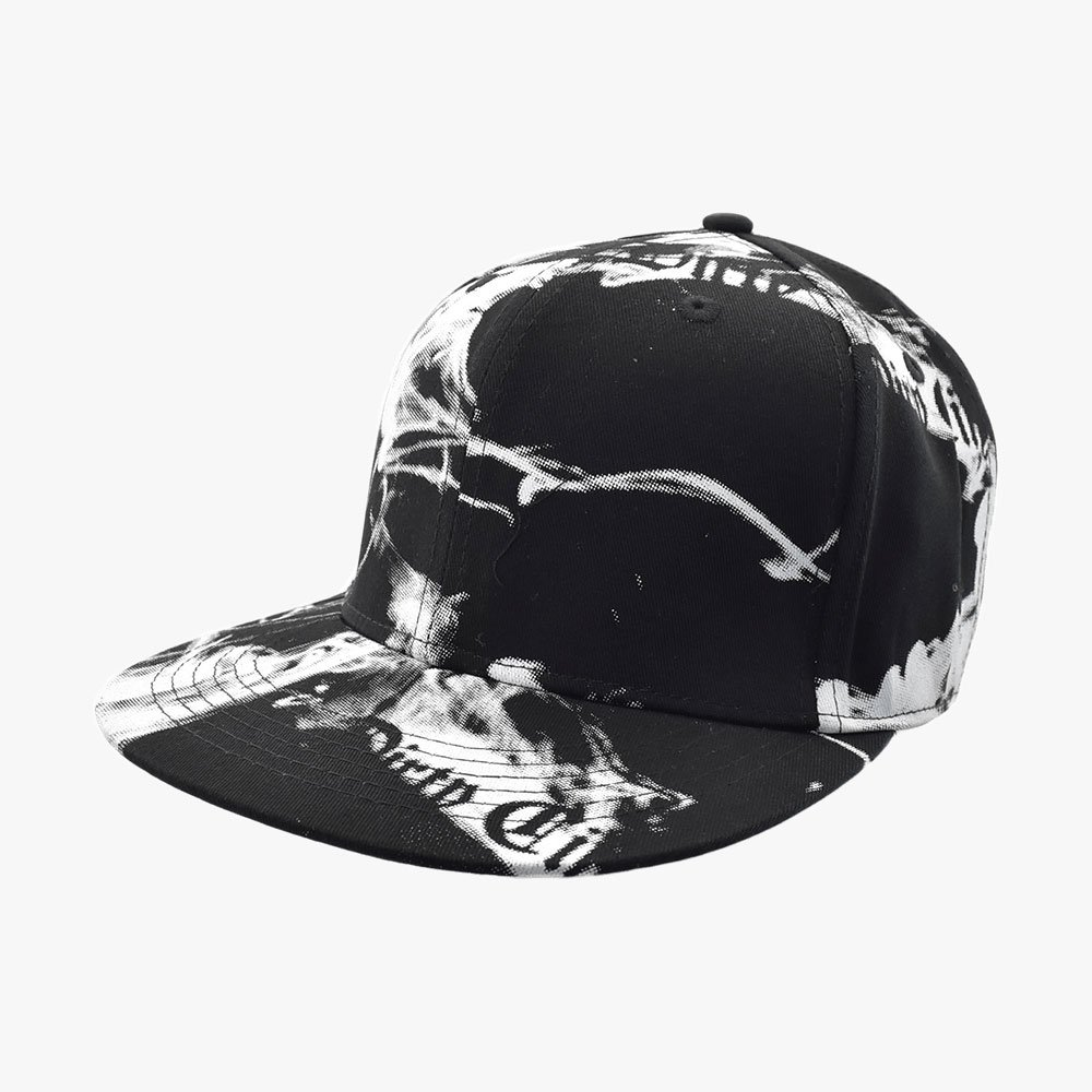 Permeation Smoke Baseball Cap 1
