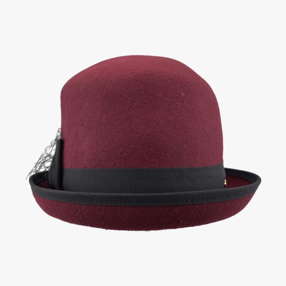 Meshy Bowler Bowler Hat 3