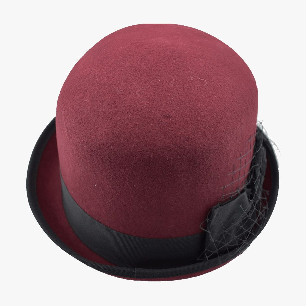 Meshy Bowler Bowler Hat
