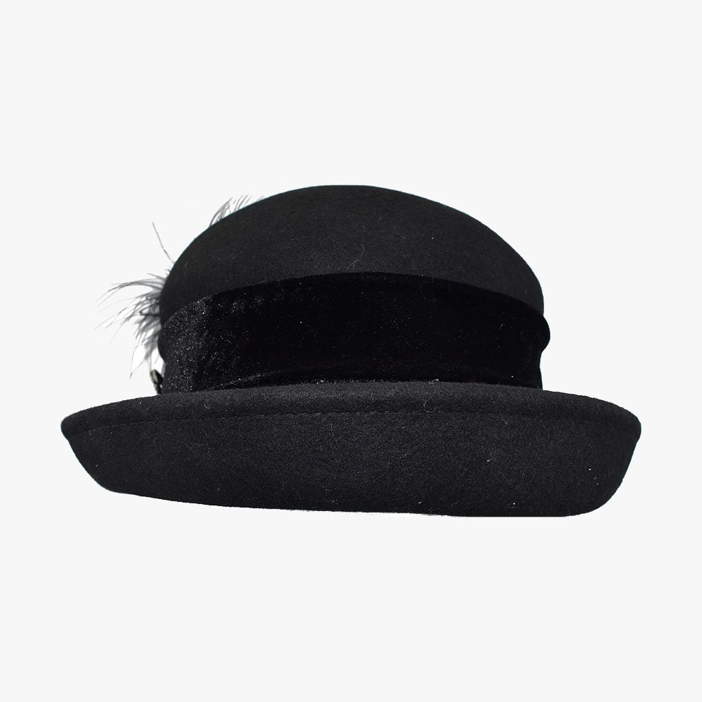 Royal Corduroy Bowler Hat 3
