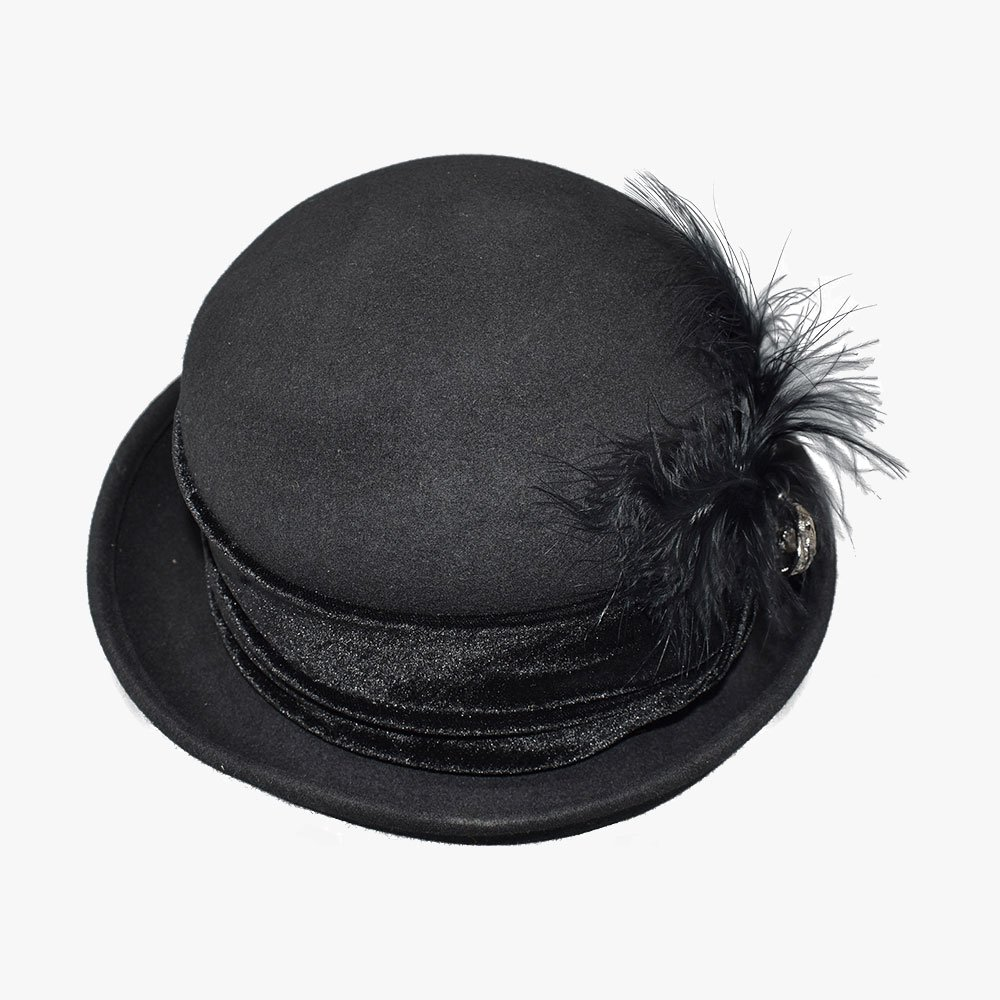 Royal Corduroy Bowler Hat 4