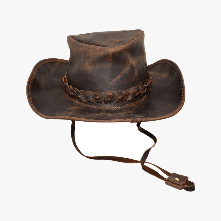 Dark Cowboy Hat