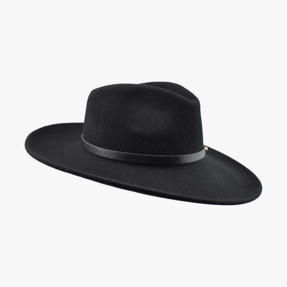 Golden Belt Fedora