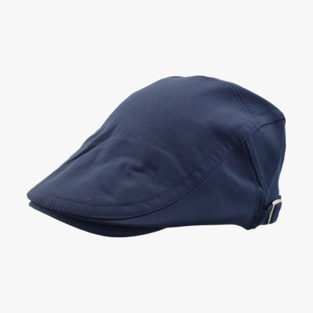 Pure Newsboy Cap – Navy