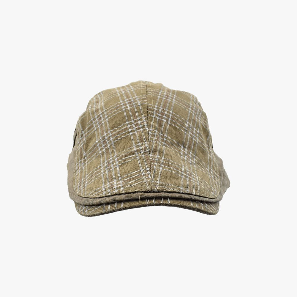 Mr. Gridy Flat Cap