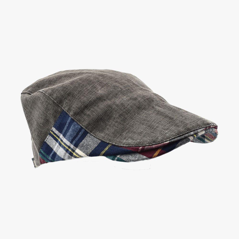Ms. Gridy Flat Cap