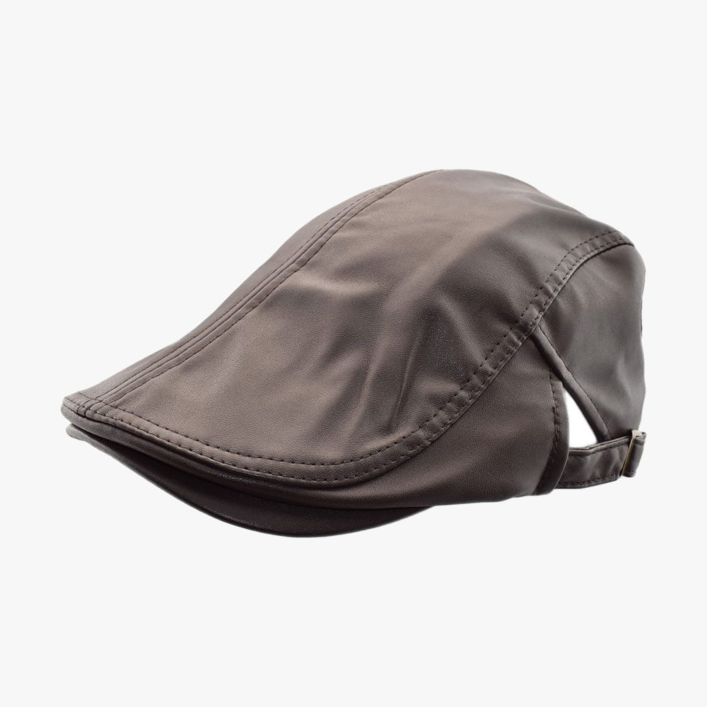 Slippy Cap Flat Cap