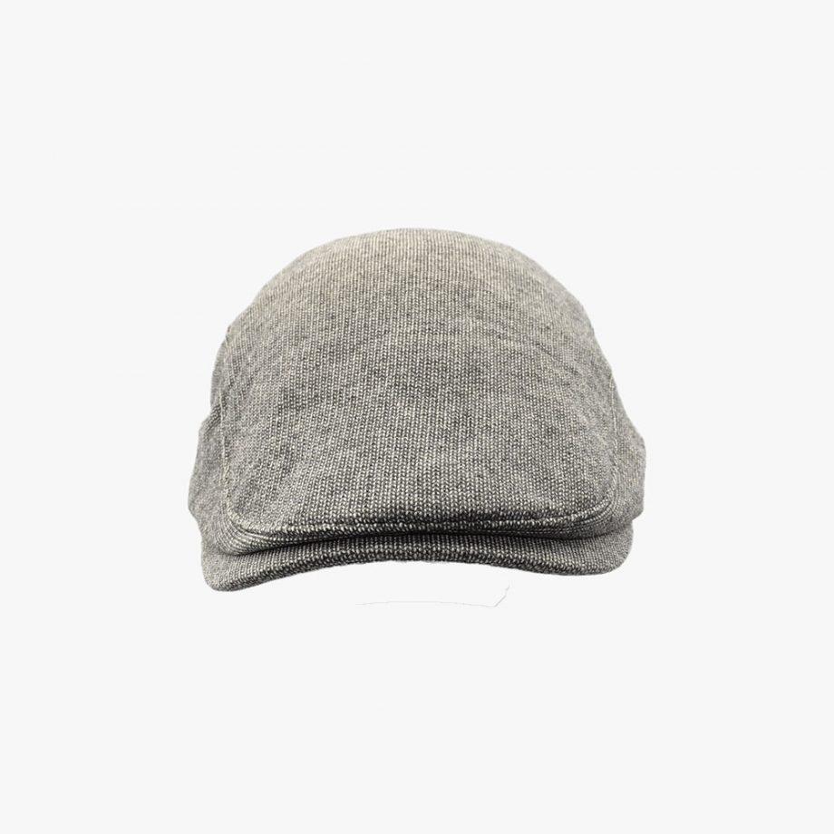 Wavy Cap Flat Cap