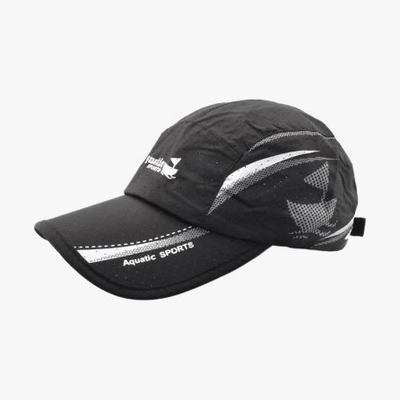 Black Club Golf Hat