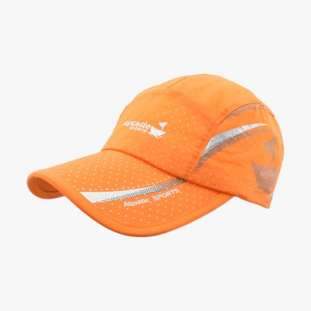 Orange Club Golf Hat