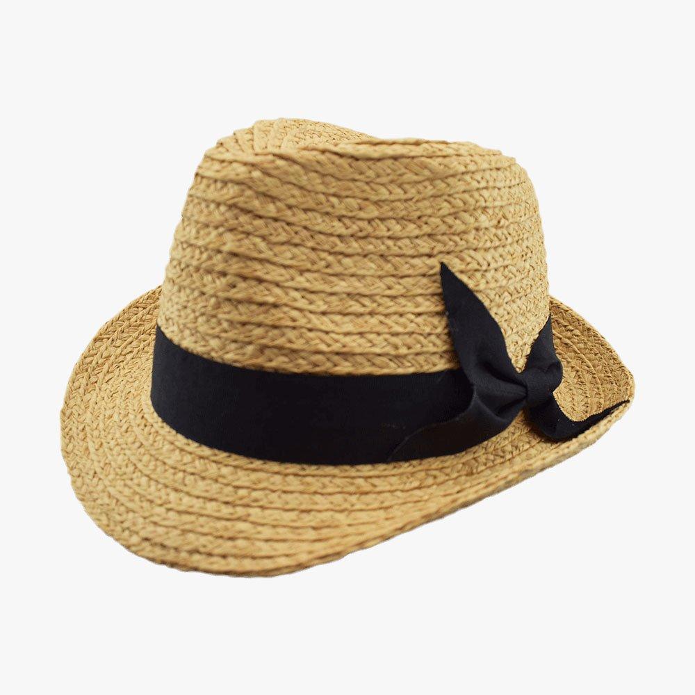 Bardian Bow Panama Hat 1