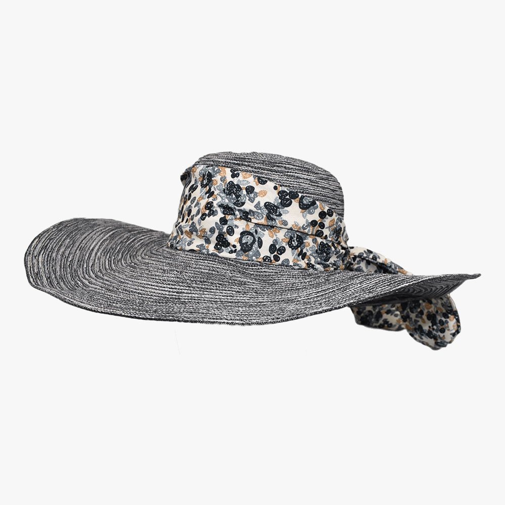 Towering Ring Sun Hat 1