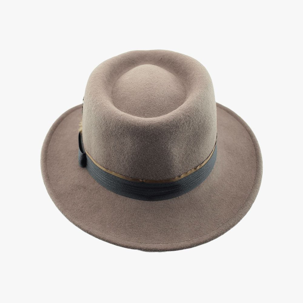 Gentle Feather Trilby