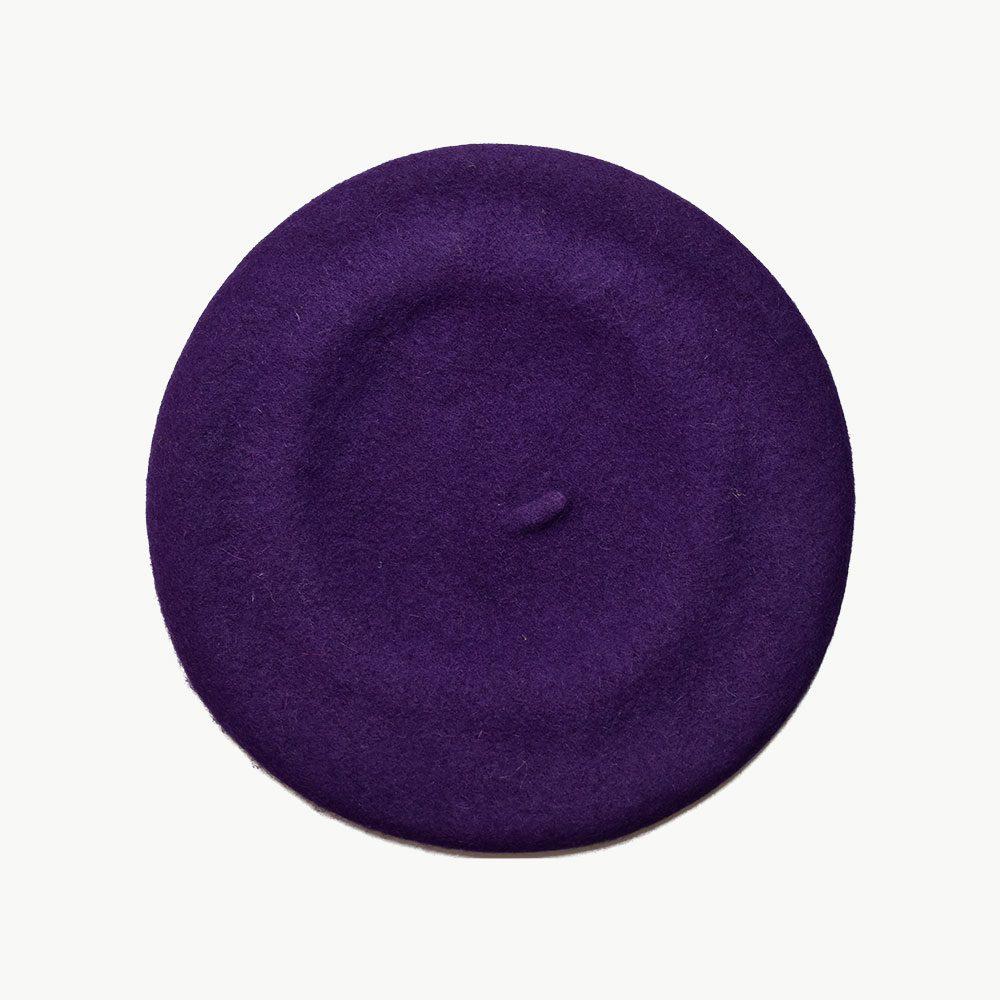 Vintage French - Dark Purple