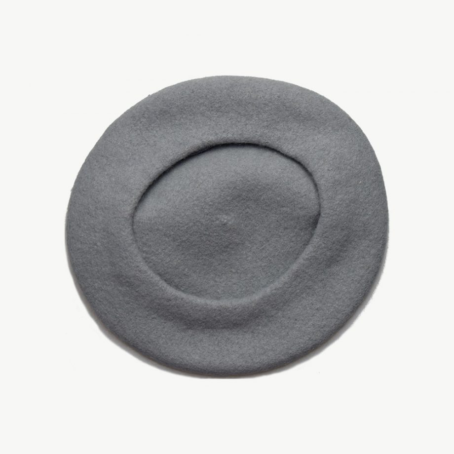My Deer Beret For Kids - Grey