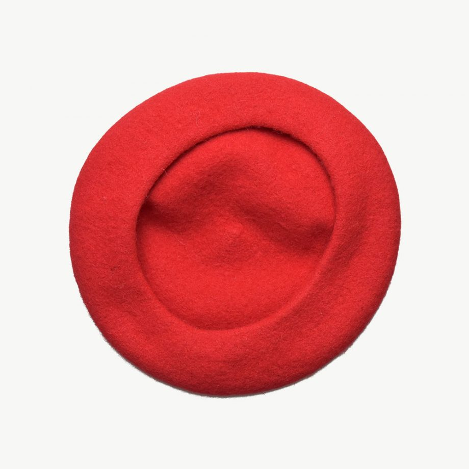 My Deer Beret For Kids - Red