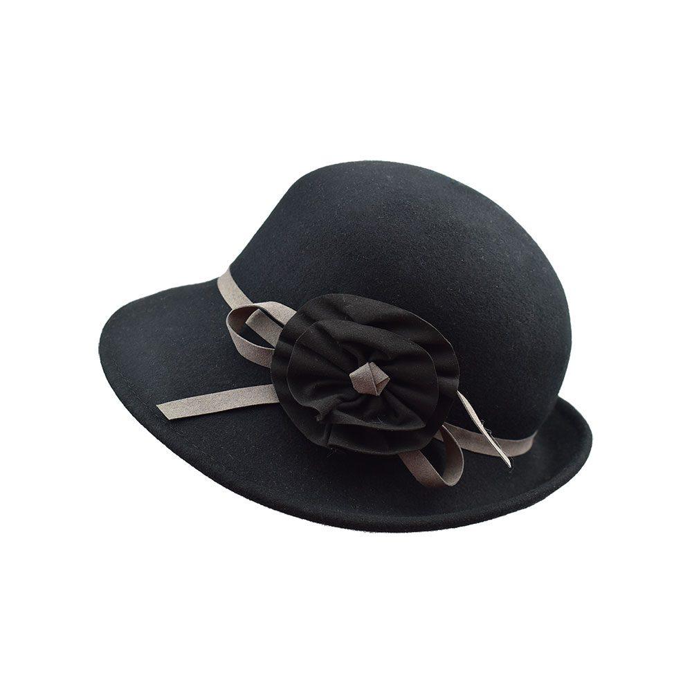 The Duckbil Hat - Black