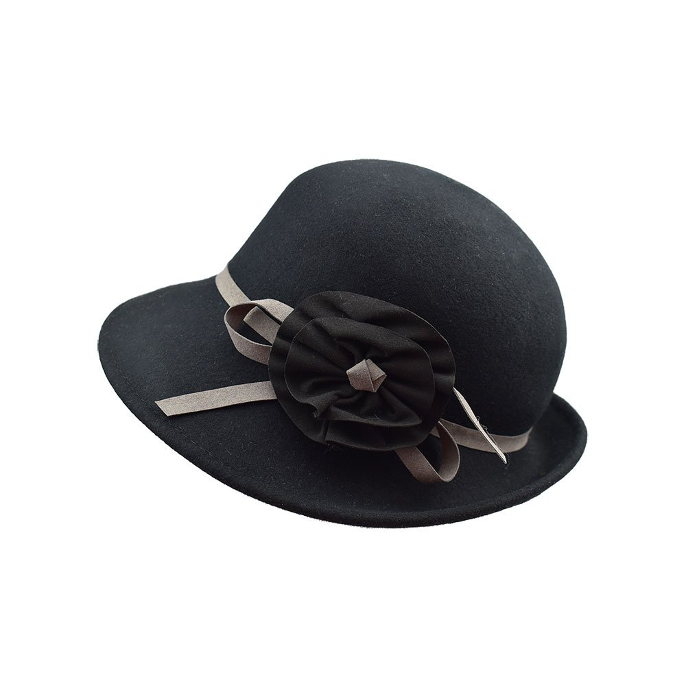 The Duckbil Hat - Black
