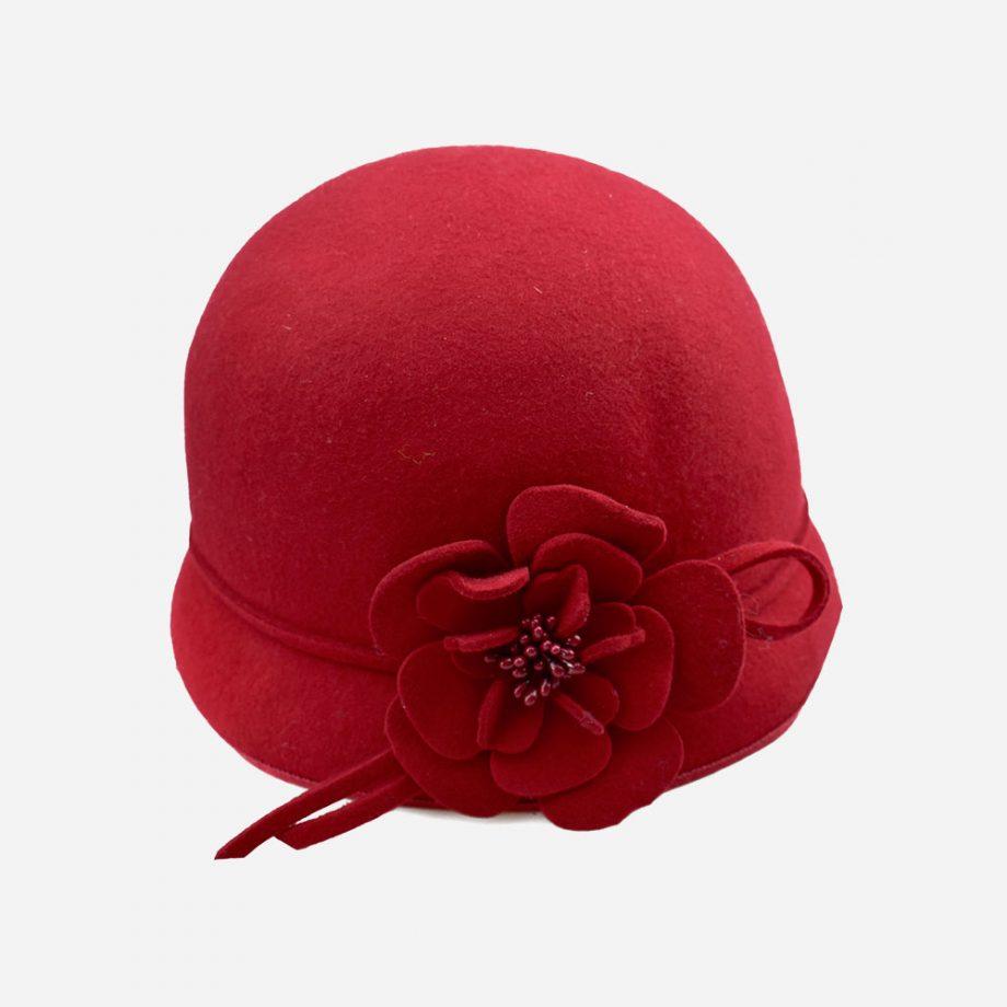 The Rose Cloche