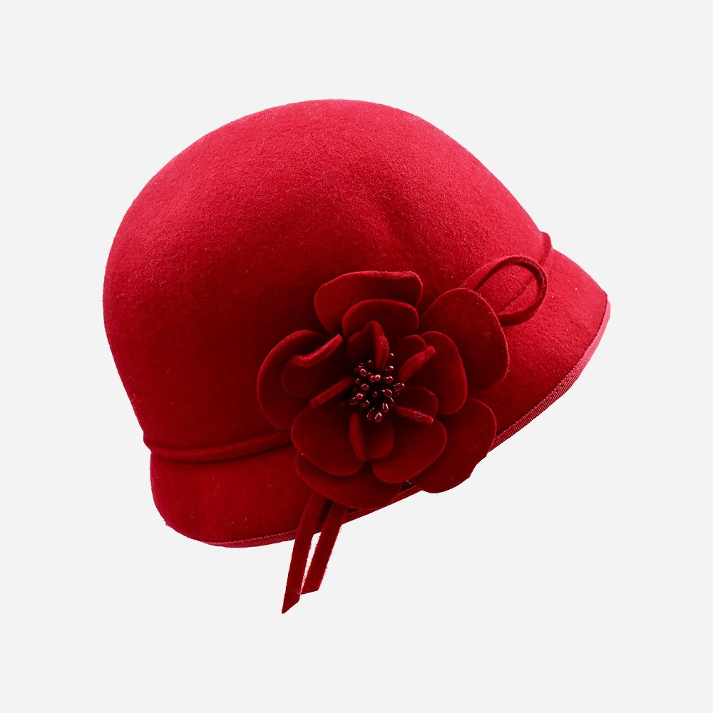 The Rose Cloche