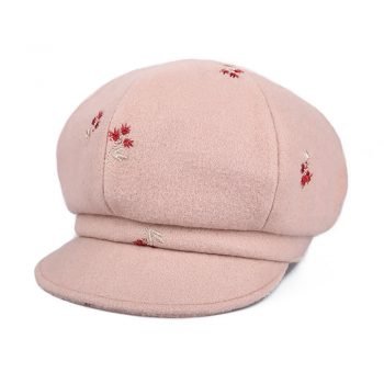 Little Flower Pink Cap
